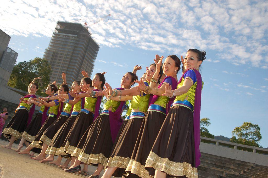 大阪 京都 ボリウッドダンス教室